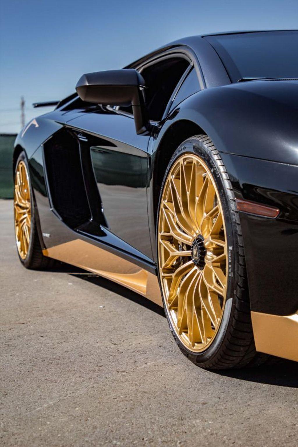 2017 Lamborghini Aventador SV  - 18603473 - 48