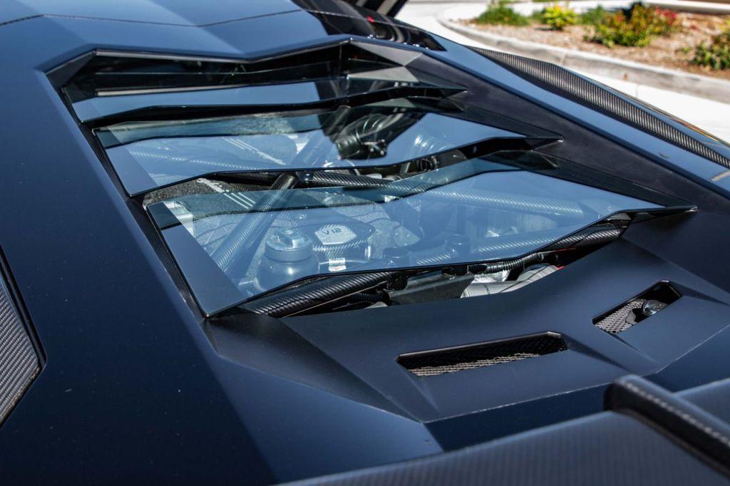 2017 Lamborghini Aventador SV  - 18603473 - 61