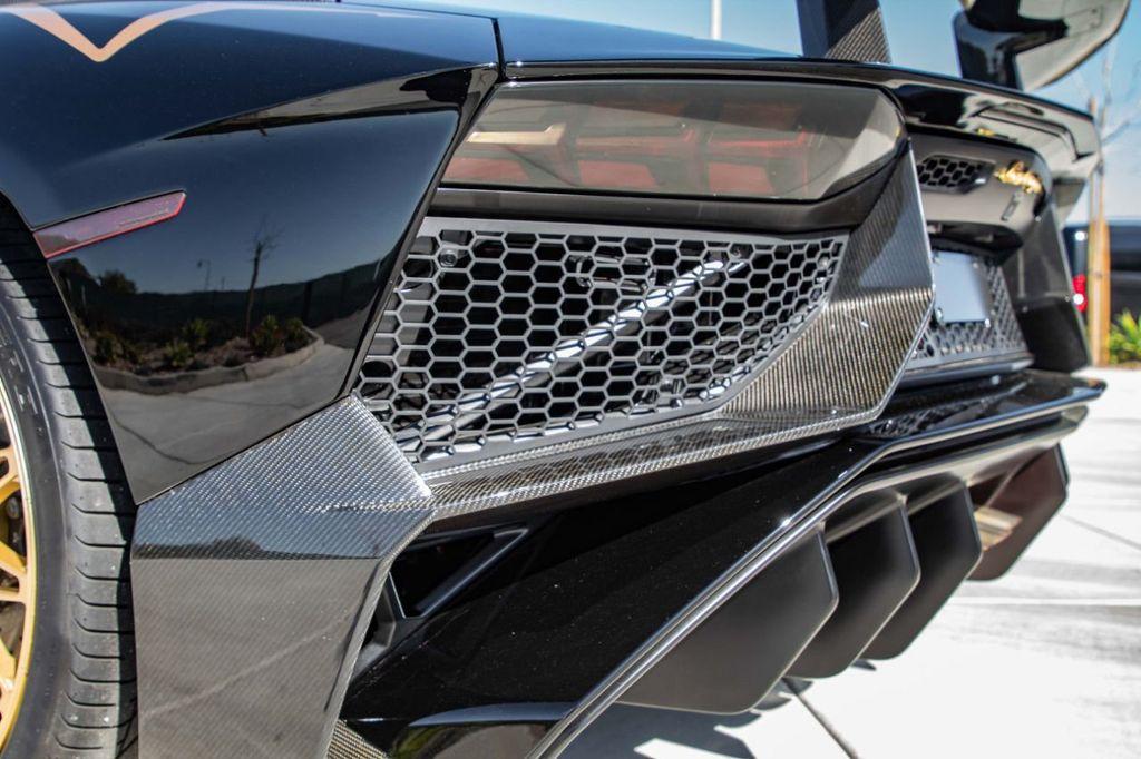 2017 Lamborghini Aventador SV  - 18603473 - 63