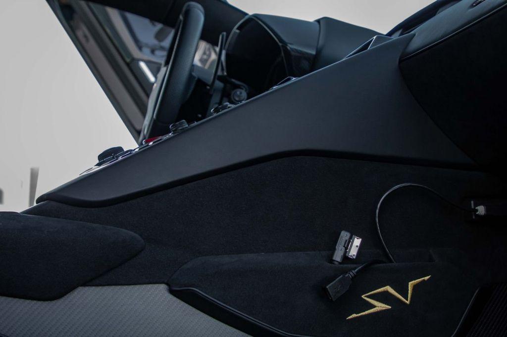 2017 Lamborghini Aventador SV  - 18603473 - 72