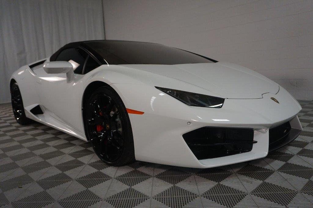 2017 Lamborghini Huracan RWD Sypder - 17655121 - 9