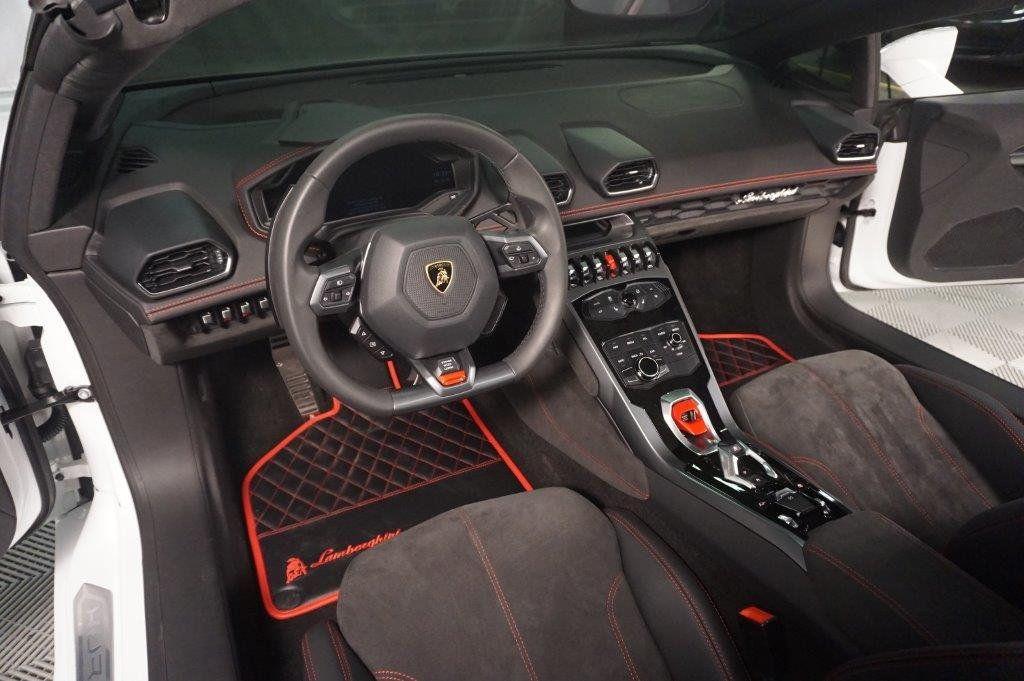 2017 Lamborghini Huracan RWD Sypder - 17655121 - 23