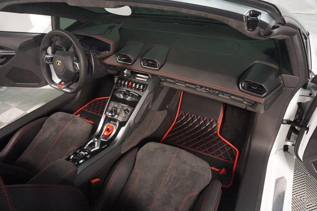 2017 Lamborghini Huracan RWD Sypder - 17655121 - 24