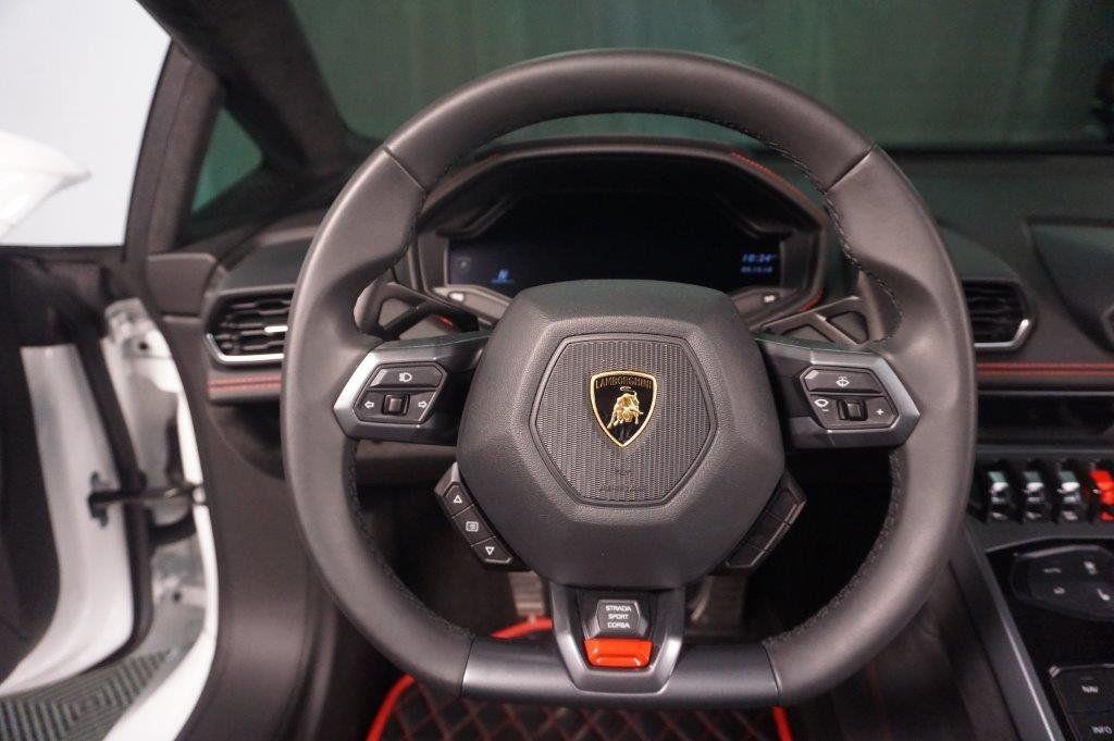 2017 Lamborghini Huracan RWD Sypder - 17655121 - 27