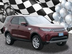 2017 Land Rover Discovery - SALRRBBV9HA040092