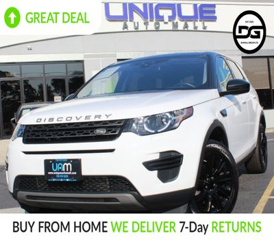 Used Land Rover Discovery Sport South Amboy Nj