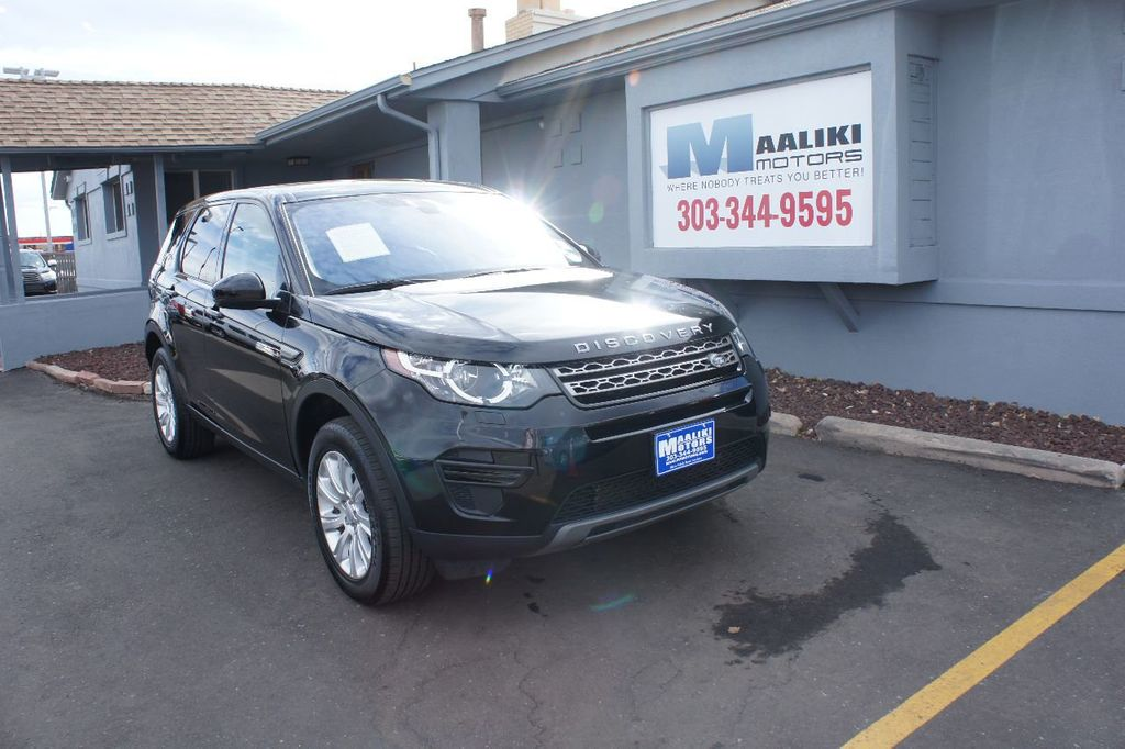 2017 Land Rover Discovery Sport SE 4WD - 17421061 - 0