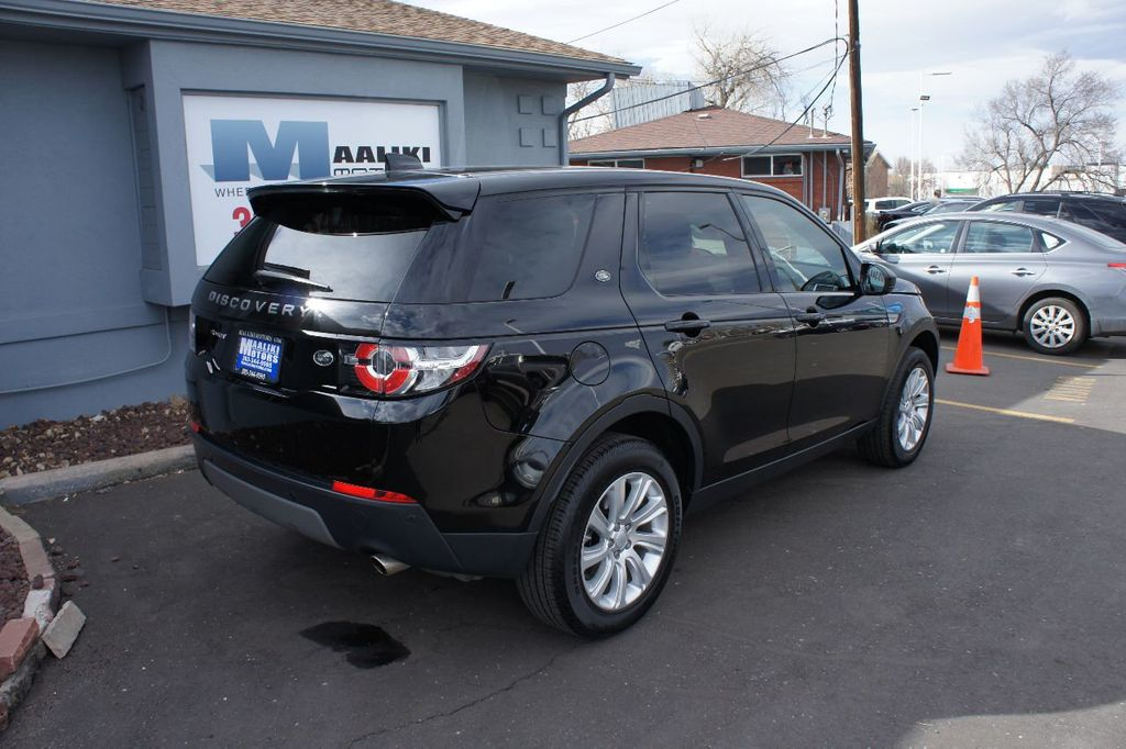 2017 Land Rover Discovery Sport SE 4WD - 17421061 - 3