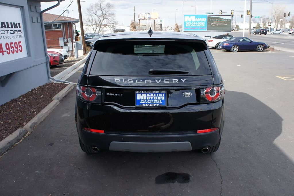 2017 Land Rover Discovery Sport SE 4WD - 17421061 - 5