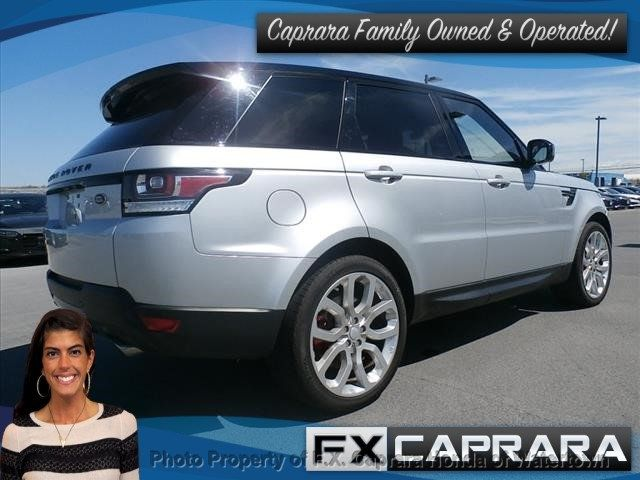 2017 Land Rover Range Rover Sport Supercharged - 17794252 - 2