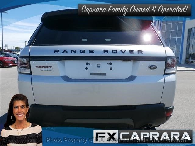 2017 Land Rover Range Rover Sport Supercharged - 17794252 - 3