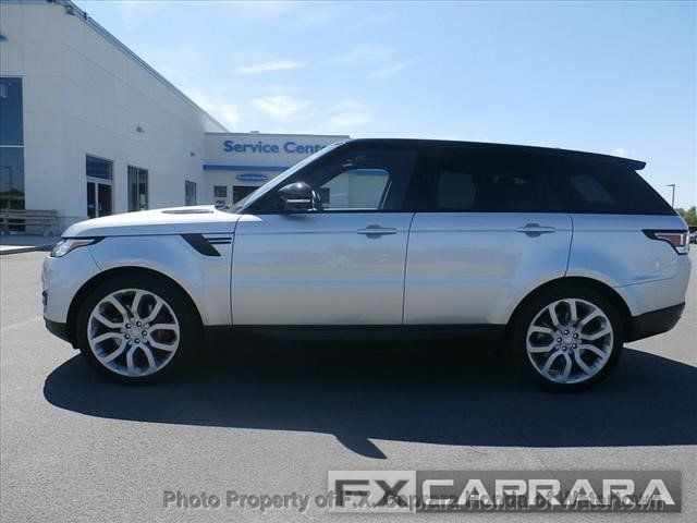 2017 Land Rover Range Rover Sport Supercharged - 17794252 - 5