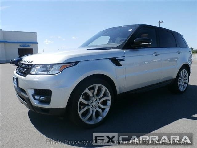 2017 Land Rover Range Rover Sport Supercharged - 17794252 - 6