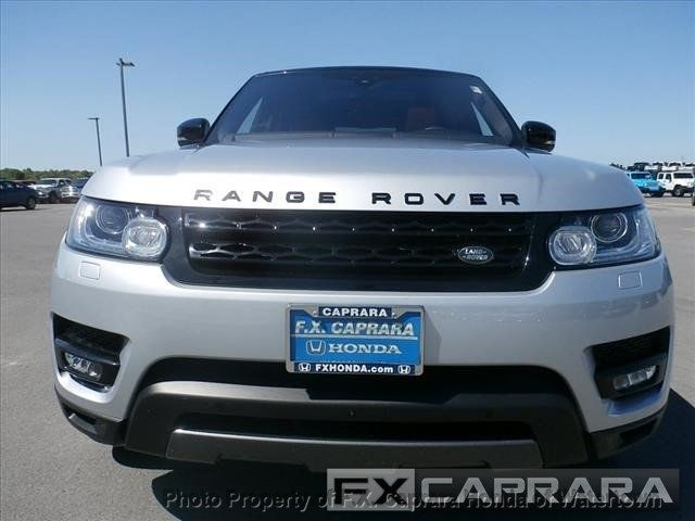 2017 Land Rover Range Rover Sport Supercharged - 17794252 - 7