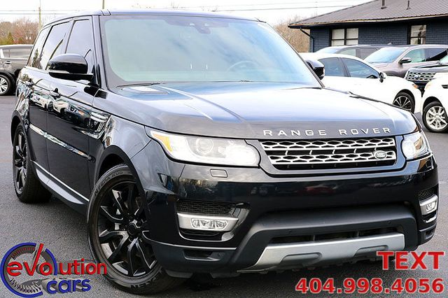 Range Rover Sport Used >> Used Land Rover Range Rover Sport At Evolution Cars Serving Conyers Ga