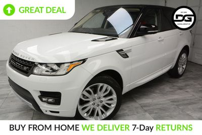 Used Land Rover Range Rover Sport North Brunswick Township Nj