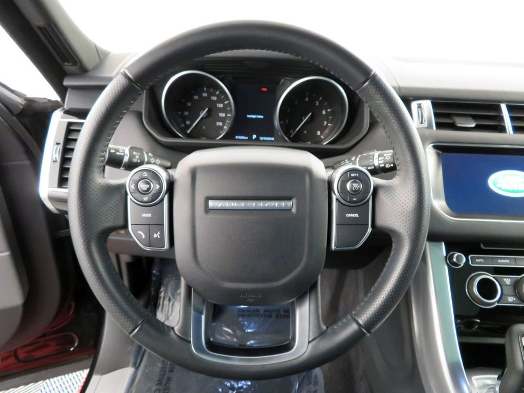 2017 Land Rover Range Rover Sport V6 Supercharged HSE - 18364597 - 17