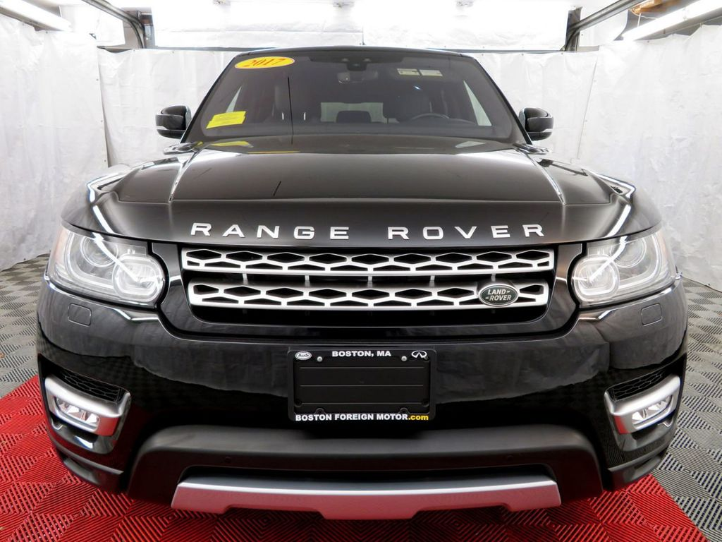 2017 Land Rover Range Rover Sport V6 Supercharged HSE - 18364597 - 1
