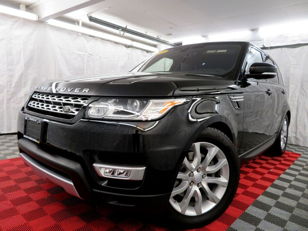 2017 Land Rover Range Rover Sport V6 Supercharged HSE - 18364597 - 38
