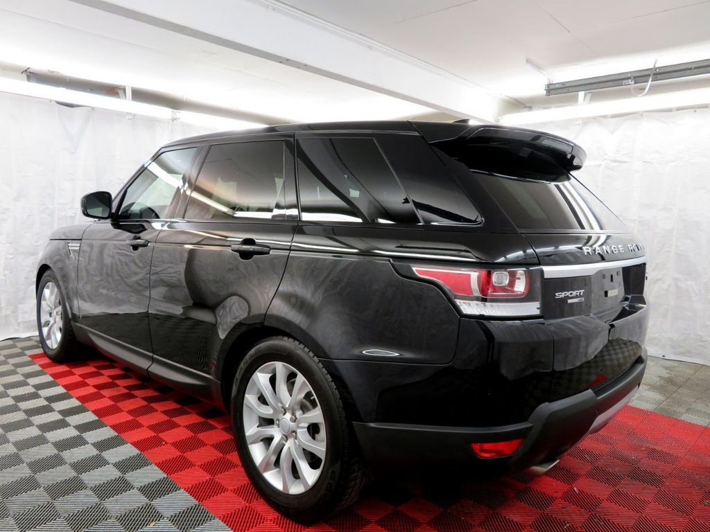 2017 Land Rover Range Rover Sport V6 Supercharged HSE - 18364597 - 3