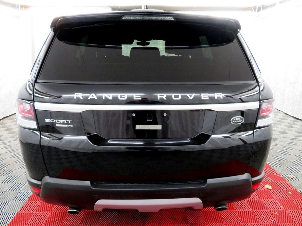 2017 Land Rover Range Rover Sport V6 Supercharged HSE - 18364597 - 4