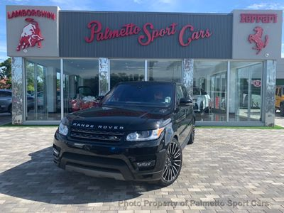 2018 Used Land Rover Discovery Sport at Palmetto Sport Cars