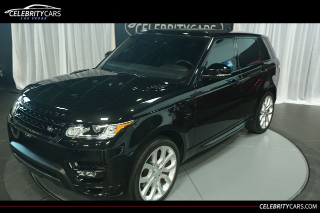 Range Rover Used >> 2017 Used Land Rover Range Rover Sport V8 Supercharged Autobiography At Celebrity Cars Las Vegas Nv Iid 18936354