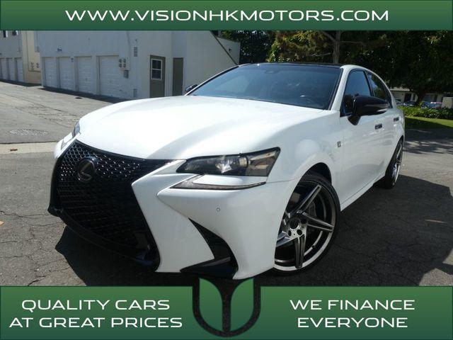 Used Lexus Gs 350 >> Used Lexus Gs At Vision Hankook Motors Serving Garden Grove Ca