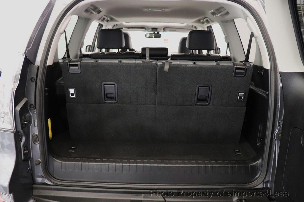 2017 Lexus GX CERTIFIED GX460 PREMIUM V8 4WD 7 PASSENGER - 18467694 - 21