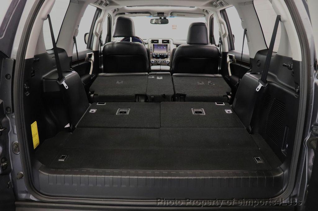 2017 Lexus GX CERTIFIED GX460 PREMIUM V8 4WD 7 PASSENGER - 18467694 - 23