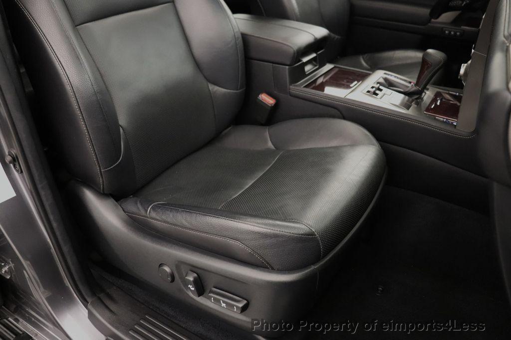 2017 Lexus GX CERTIFIED GX460 PREMIUM V8 4WD 7 PASSENGER - 18467694 - 25