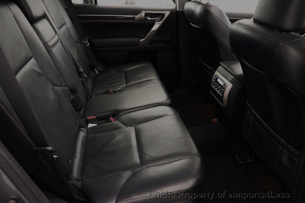 2017 Lexus GX CERTIFIED GX460 PREMIUM V8 4WD 7 PASSENGER - 18467694 - 39