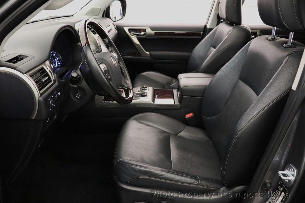 2017 Lexus GX CERTIFIED GX460 PREMIUM V8 4WD 7 PASSENGER - 18467694 - 49