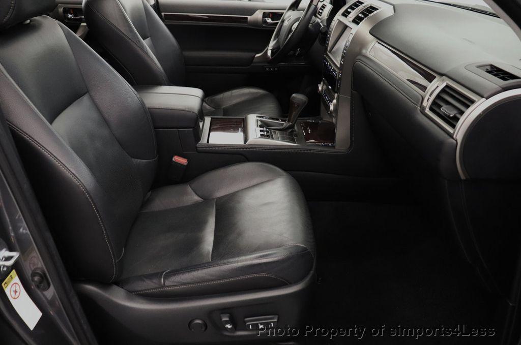 2017 Lexus GX CERTIFIED GX460 PREMIUM V8 4WD 7 PASSENGER - 18467694 - 50