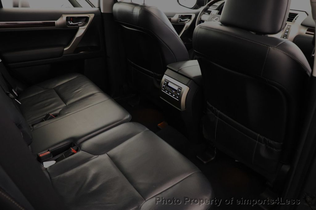 2017 Lexus GX CERTIFIED GX460 PREMIUM V8 4WD 7 PASSENGER - 18467694 - 52