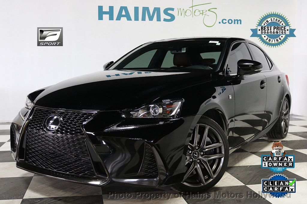 2017 Lexus IS  - 17785537 - 0