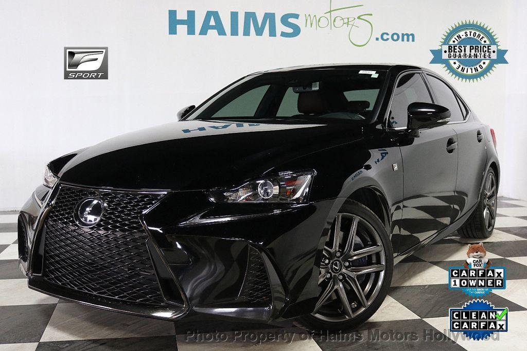 2017 Lexus IS  - 17785537 - 0