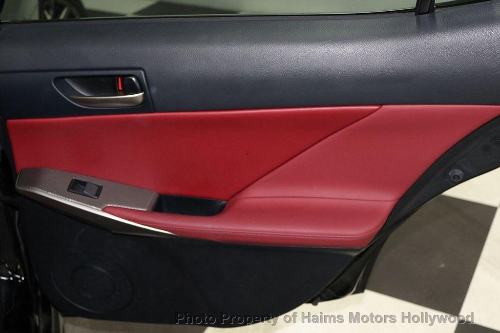 2017 Lexus IS  - 17785537 - 12