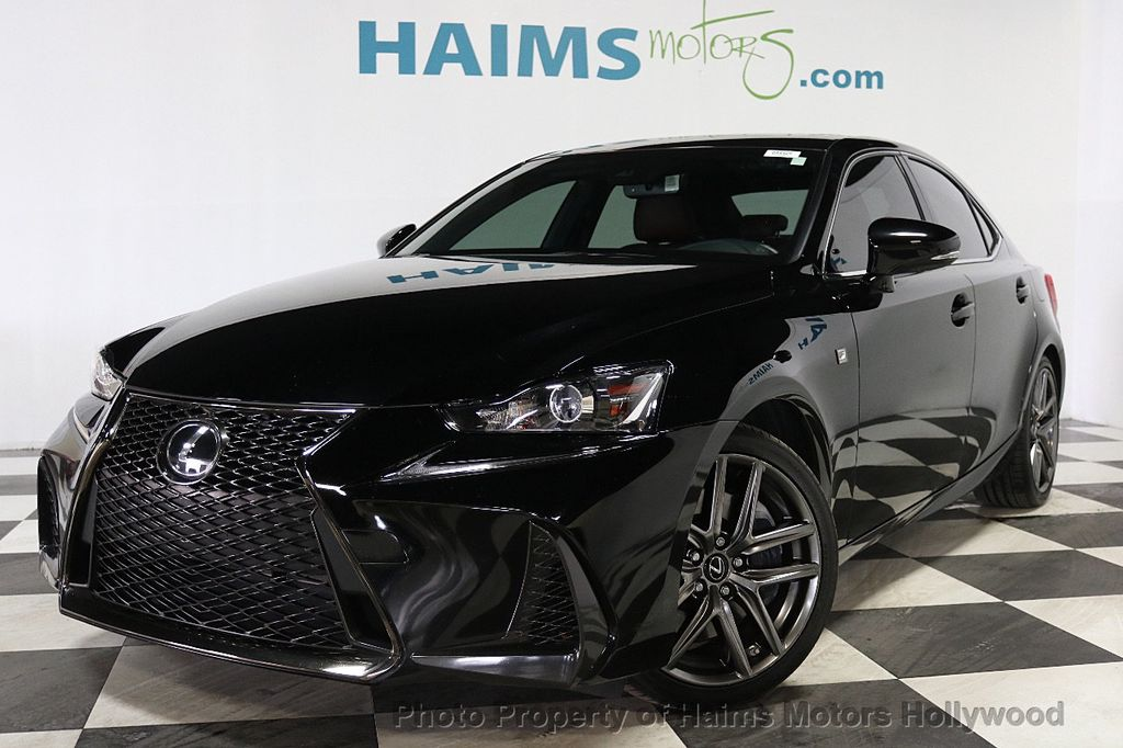 2017 Lexus IS  - 17785537 - 1