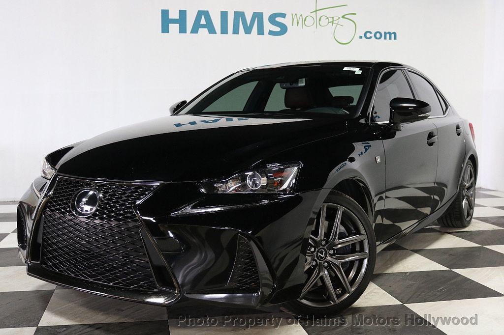 2017 Lexus IS  - 17785537 - 1