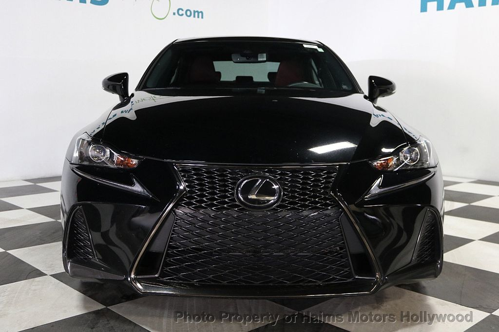 2017 Lexus IS  - 17785537 - 2