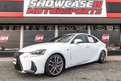 2017 Lexus IS - JTHCM1D20H5017851