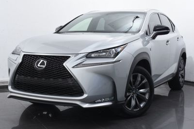 2017 Lexus NX NX Turbo F Sport AWD - Click to see full-size photo viewer