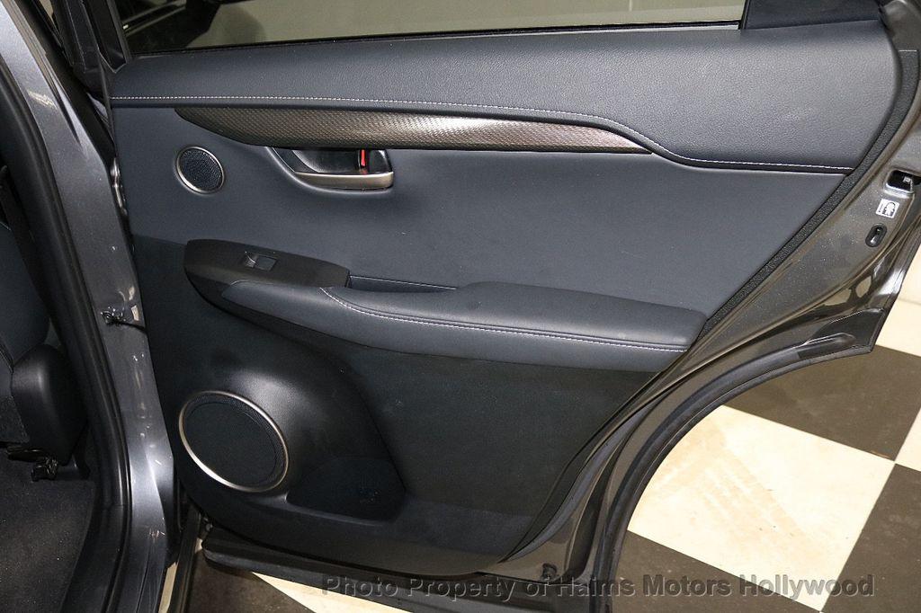 2017 Lexus NX NX Turbo FWD - 18459945 - 12