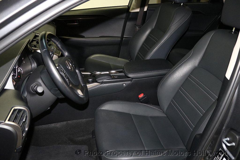 2017 Lexus NX NX Turbo FWD - 18459945 - 17