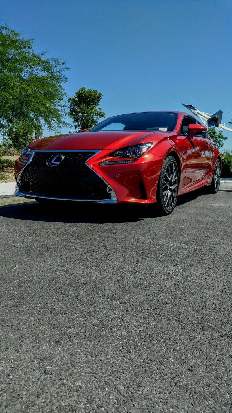 2017 used lexus rc rc 350 f sport rwd at king of cars towbin dodge nv iid 16730616. Black Bedroom Furniture Sets. Home Design Ideas