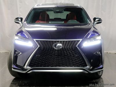 2017 Lexus RX RX 350 F Sport AWD - Click to see full-size photo viewer