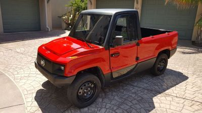 2017 LIFAN C3 Electric Pick Up