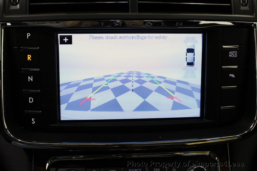 2017 Lincoln Continental CERTIFIED CONTINENTAL RESERVE PANORAMA CAMERA NAV - 18319509 - 10