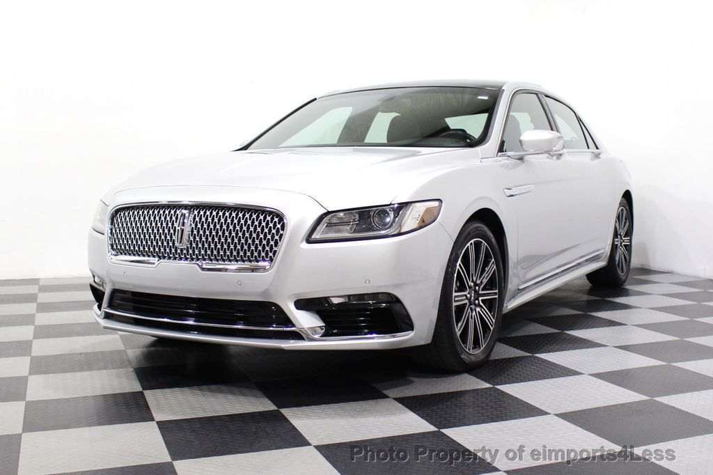 2017 Lincoln Continental CERTIFIED CONTINENTAL RESERVE PANORAMA CAMERA NAV - 18319509 - 14